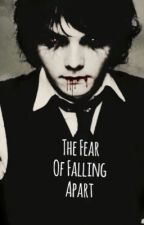 The Fear Of Falling Apart • Vampire!GerardWay by sky4forever