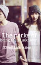 The perks of being their Unknown//Elounor by 330nikkidirection
