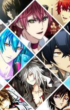 Anime guys x Reader (scenarios, one-shots, lemon & non-lemon) by YaoiFujoshi