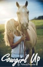 Cowgirl Up  by PalominoDreamtime