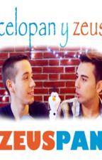 Zeuspan: Celopan y Zeus by GendryRainbown