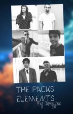 The Packs Elements (The Pack FF) by _Raye1014_