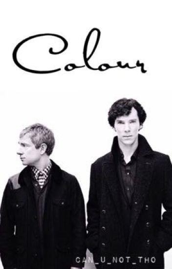 COLOUR - Teenlock/johnlock