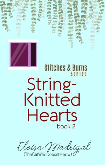 String-Knitted Heart 2 (COMPLETED)