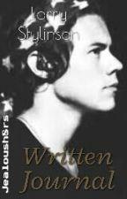 Written Journal *Larry Stylinson* by Jealoush8rs