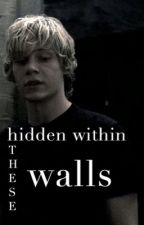 Hidden within these walls // Tate Langdon by riggsnpeters