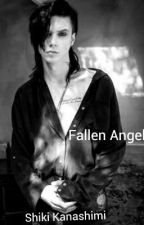 Fallen Angel (slowly) by queenofmadness13