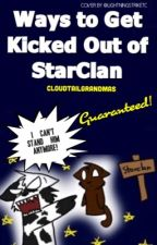 Ways to Get Kicked Out of StarClan by CloudtailGrandmas