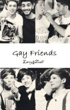 Gay Friends by AlexandClaudia