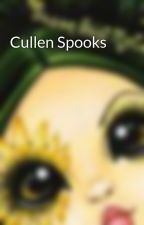 Cullen Spooks by SusanSuziMcClean