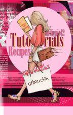 tutorials, recipes... by Mandiepie12