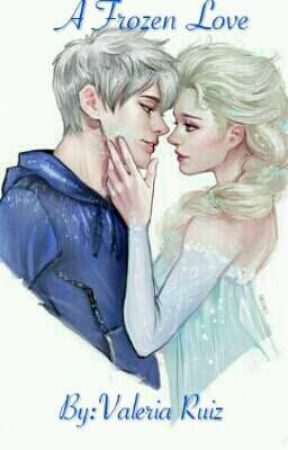 A Frozen Love (A Jelsa story) by VBear94