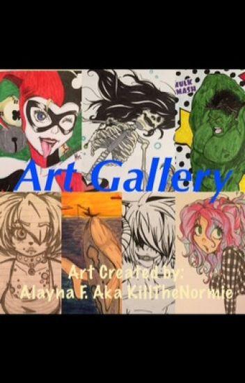 Anime Art Gallery