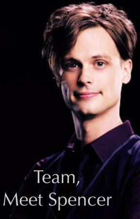 Team, Meet Spencer by sreidfan