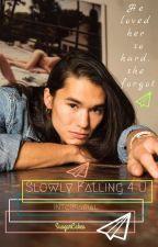 Slowly Falling 4 U (Interracial, AMBW) by SuagarCakes