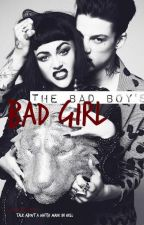 The Bad Boy's Bad Girl (On Hold) by Coughs