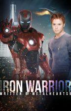Iron Warrior ⚛ Son of Iron Man ⚛ Marvel Next Generation by MetalHearts5