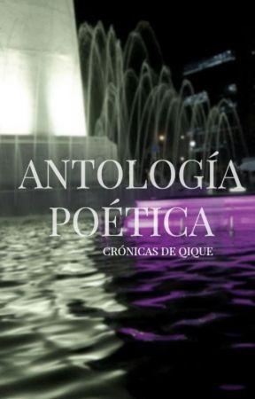 Antología poética by DanielAlvillar