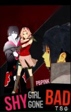 Shy Girl Gone Bad (TSG #2) by PBPink