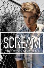 Scream || hsm au by slothsmeow