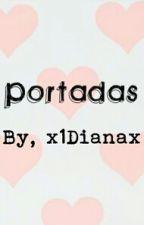 Portadas. By. ×1Diana♡× by xHagoPortadasx