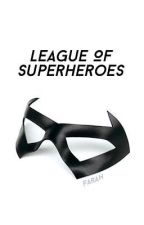 League Of Superheroes » 5SOS+1D by panicwith5SOS