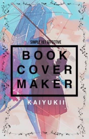 Poetry Book Cover Generator : Book cover maker simple yet effective 캔디 o ^ wattpad
