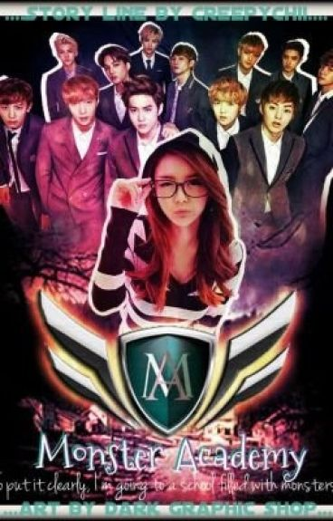 Monster Academy [an EXO fanfiction - OT12]