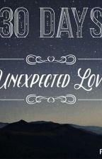 30 DAYS UNEXPECTED LOVE [One Shot BTS Jungkook fanfic] by alynesilvestre1