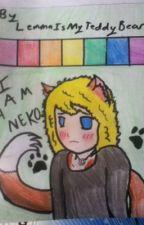 I am a neko by PourSomeSugarOnU2