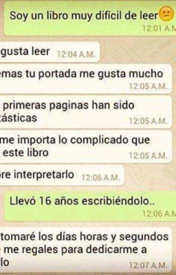Mi amor de whatsapp (sin editar)