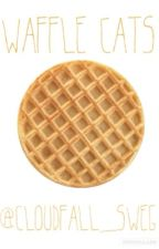 Waffle Cats (warrior cats spoofs) by cloudstardotcom