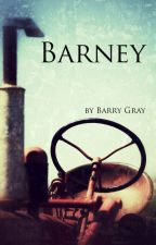 Barney by darkandstormynight