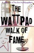 The Wattpad Walk of Fame by lilyapplepie