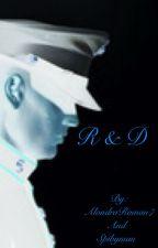 R&D by AlondraRoman7