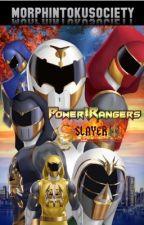 Power Rangers Slayer by eddmspy