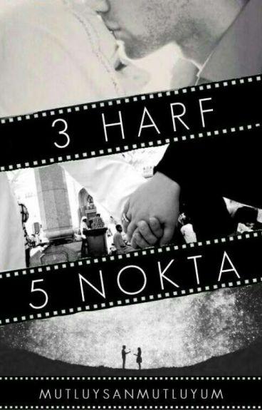 3 Harf 5 Nokta (عشق)