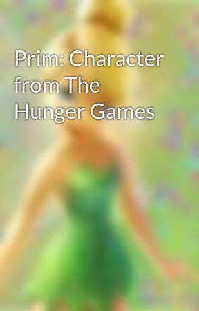 Prim: Character from The Hunger Games by dynacat64
