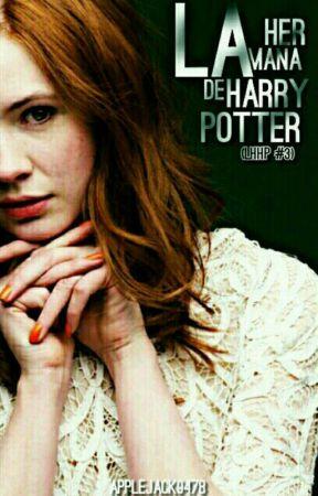 La hermana de Harry Potter 3 by applejack9478