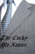 The Cocky Mr.Xavier by BuffaloSmiles