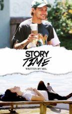 story time ➳ larry ✓ by lightningharry