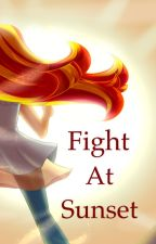 Fight At Sunset (EDITED) by -that-weird-singer-