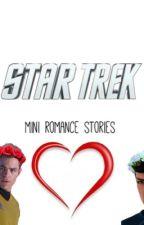 Star Trek Mini Stories by JadeEliseLongden