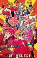 2P!Hetalia x Reader by CaramellaKing