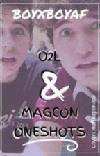 O2l/Magcon smut by BOYXBOYAF