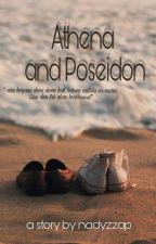 ATHENA AND POSEIDON by nadyzzap