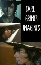 Carl Grimes Imagines by chanfandomnation