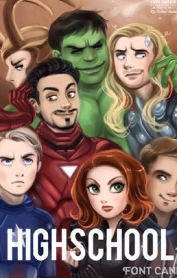 High School (AU) (Avengers) - Jaycer26 - Wattpad