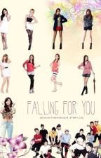 Falling For You (Completed) by AGirlWithSparkles