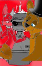 freddy x mike x foxy by freddyfazbearlover